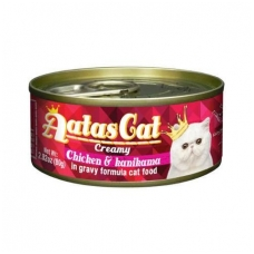 AATAS Creamy Chicken&Kanikama 80g