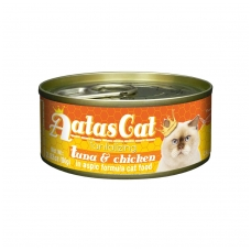 AATAS Tantalizing 80 g Tuna & Chicken
