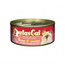 AATAS Tantalizing Tuna&Surimi 80g