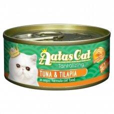 AATAS Tantalizing 80 g Tuna & Tilapia