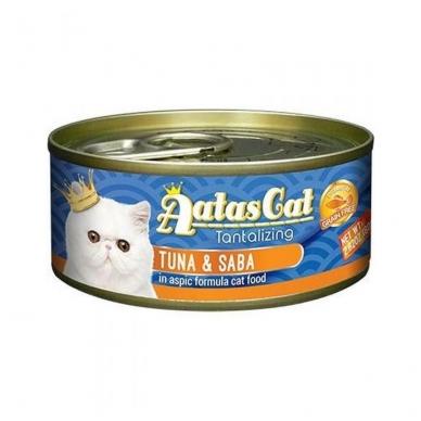 AATAS Tantalizing 80 g Tuna & Saba 2