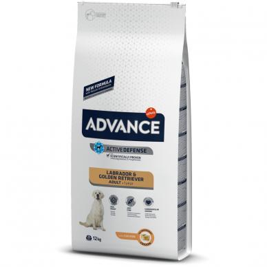 ADVANCE LABRADOR and GOLDEN RETRIEVER 12 kg