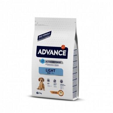 ADVANCE MINI LIGHT 3 kg