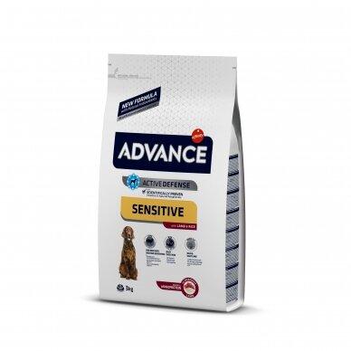 ADVANCE SENSITIVE 2