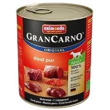 ANIMONDA GRANCARNO ORIGINAL 800 g. su jautiena.