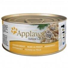APPLAWS ADULT CHICKEN BREAST 70 g
