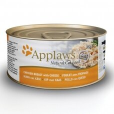 APPLAWS ADULT CHICKEN & CHEESE 70 g