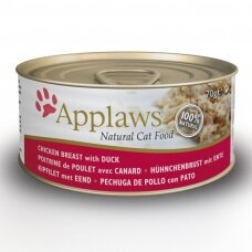 APPLAWS ADULT CHICKEN BREAST WITH DUCK 70 g