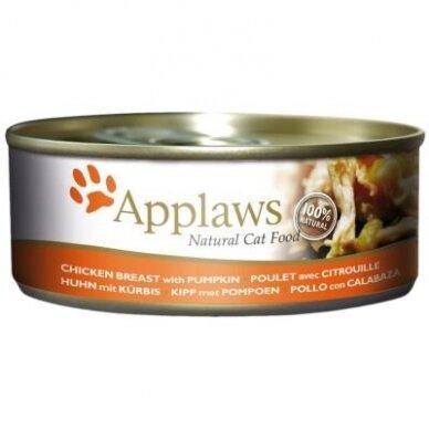 APPLAWS 156 g CHICKEN BREAST WITH PUMPKIN