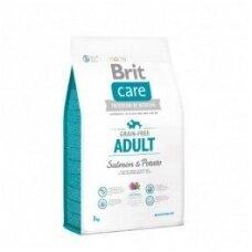 BRIT CARE Grain-free Adult 3 kg Salmon & Potato