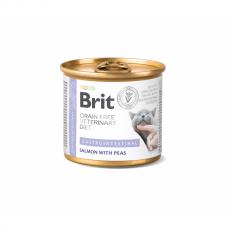 Brit GF Veterinary Diets Gastrointestinal 200 g