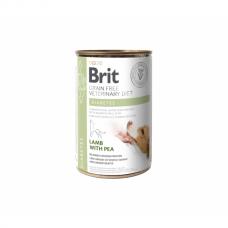 Brit GF Veterinary Diets Diabetes 400 g