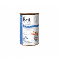 Brit GF Veterinary Diets Recovery 400 g
