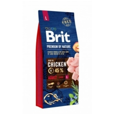 BRIT PREMIUM By Nature 15 kg Adult L