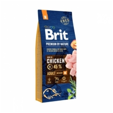 BRIT PREMIUM By Nature 15 kg Adult M