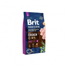 BRIT PREMIUM By Nature 8 kg Adult S