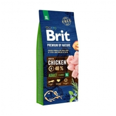 BRIT PREMIUM BY NATURE XL 15kg