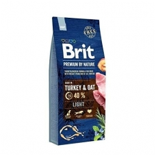BRIT PREMIUM By Nature 15 kg LIGHT