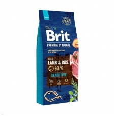 BRIT PREMIUM BY NATURE SENSITIVE 15kg