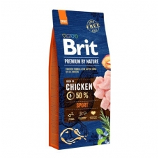 BRIT PREMIUM By Nature 15 kg SPORT