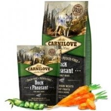 CARNILOVE Duck&Pheasant for Adult 12kg