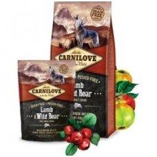 CARNILOVE Lamb&Wild Boar for Adult 12kg