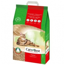 CATS BEST ORIGINAL 20L KRAIKAS