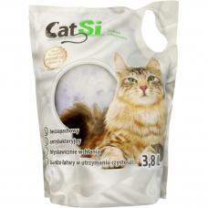 CatSi SILICAGEL silikoninis kraikas katėms 3,8 L