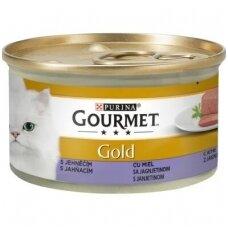GOURMET GOLD su ėriena, paštetas. 85 g
