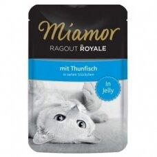 Miamor Ragout Royale in Jelly su tunu 100 g
