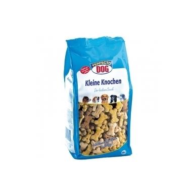 PERFECTO DOG kauliukų formos sausainiai 400g