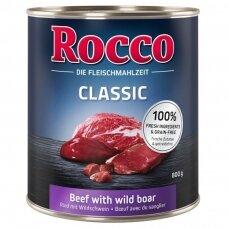 ROCCO CLASSIC ADULT 800 g su jautiena ir šerniena