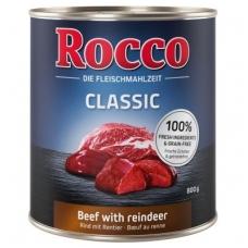ROCCO CLASSIC ADULT 800 g su Jautiena ir elniena