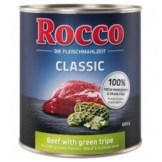 ROCCO CLASSIC ADULT 800 g su Jautiena ir žarnokais