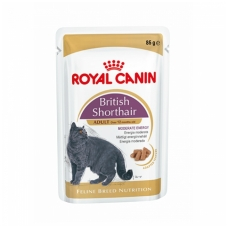 ROYAL CANIN BRITISH SHORTHAIR 85 g