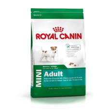 ROYAL CANIN MINI ADULT 8kg. sausas maistas šunims
