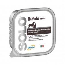 """Solo konservai """"Bufalo"""" su bizoniena"""