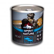 SPIRIT of NATURE su lašiša ir tunu 415 g