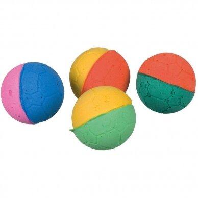 TRIXIE guminiai kamuoliukai 8 vnt.